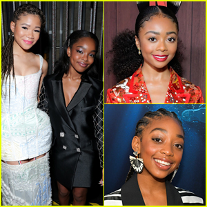Marsai Martin, Storm Reid & More Take On 'Don't Rush' Challenge
