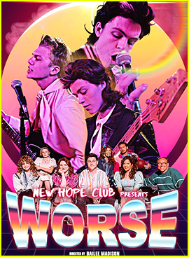 Bailee Madison Directs New Hope Club's Star-Studded 'Worse' Music Video - Watch Now!