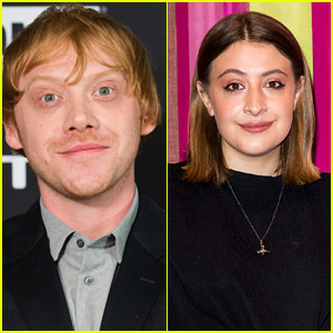 'Harry Potter' Star Rupert Grint & Girlfriend Georgia Groome Are Expecting Their First Baby!
