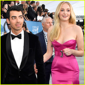 Sophie Turner Has a Big Problem with Joe Jonas' Self-Quarantining Outfits!