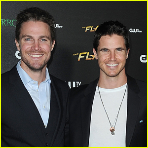 Stephen & Robbie Amell's 'Code 8' Movie Is Now On Netflix!