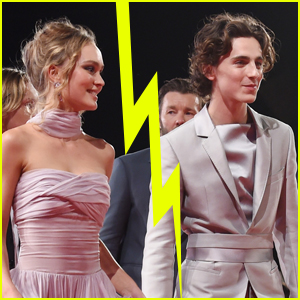 Timothee Chalamet Splits from Lily-Rose Depp After More Than a Year of Dating