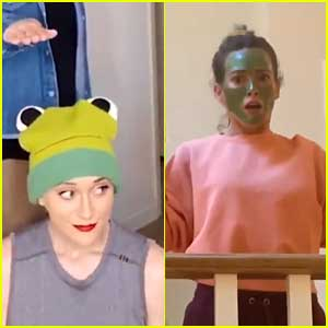 Alyson Stoner, Hilary Duff & More Bakers Recreate 'Cheaper By The Dozen' Moments In New Video!