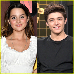 Annie LeBlanc Reacts To BF Asher Angel's New Song 'Guilty'