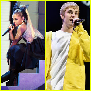 Justin Bieber & Ariana Grande Are Releasing a Song Together Called 'Stuck With U'!