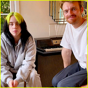 Billie Eilish Dishes On New Song She Made With Finneas In Quarantine