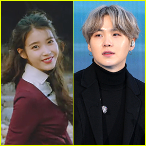 BTS' SUGA Joins IU For New Song 'Eight' - Listen Now!