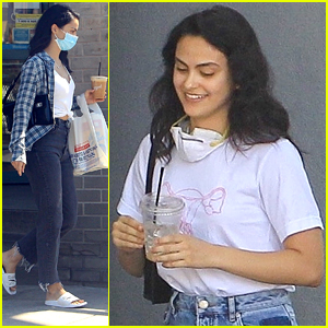 Camila Mendes Says Barchie's Kiss On 'Riverdale' Was A 'Really Tough Thing To Read'