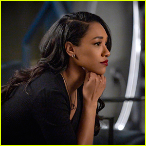 Candice Patton Says The 'Flash' Season Finale Is 'Bittersweet'