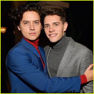 Casey Cott Tried to Diss Cole Sprouse, But Cole Had the Best Comeback