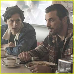 Cole Sprouse Opens Up About Skeet Ulrich's 'Riverdale' Exit