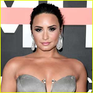 Demi Lovato Opens Up About Body Positivity While Being In Quarantine