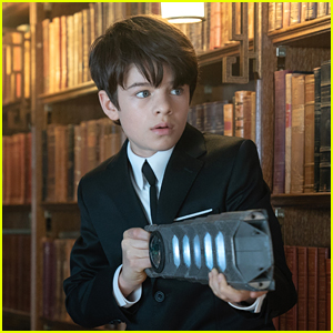 Disney Shares Second New Clip This Week From 'Artemis Fowl' - Watch Now!