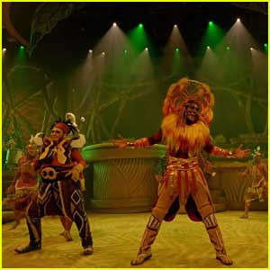 Disneyland Paris Releases Video of Full 'Lion King' Show - Watch Now!