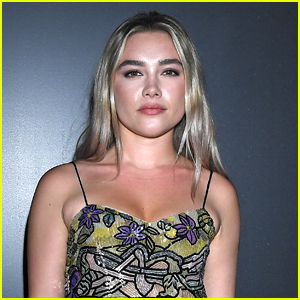 Black Widow's Florence Pugh Dishes On Being In a Marvel Movie