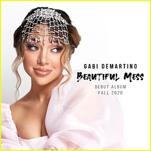 Gabi DeMartino Reveals 'Beautiful Mess' Artwork With Billboard In Los Angeles
