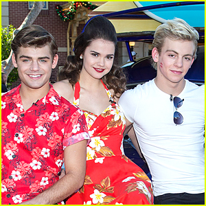 Garrett Clayton Gushes Over Working With Ross Lynch on 'Teen Beach' Movies
