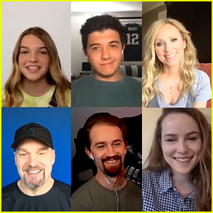 'Good Luck Charlie' Hold Virtual Reunion, First Interview With Mia Talerico