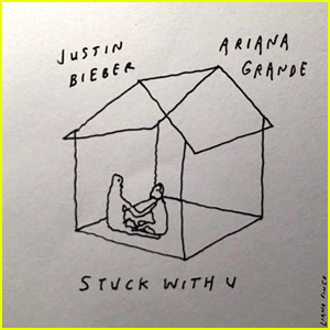 Justin Bieber & Ariana Grande's Charity Song 'Stuck with U' Is Here - LISTEN NOW!