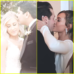 Maddie & Tae Share Wedding Footage In New 'Trying On Rings' Music Video - Watch!