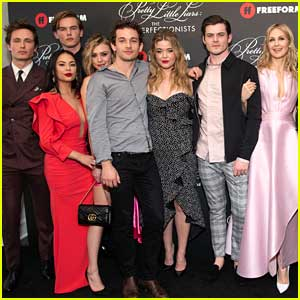 'PLL: The Perfectionists' Cast To Virtually Reunite For Charity Benefit