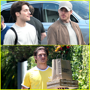 Teen Wolf's Froy Gutierrez Is Quarantining With Actor Richard Madden