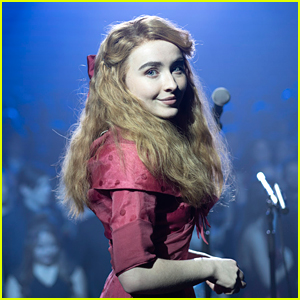 Sabrina Carpenter's 'Clouds' To Premiere On Disney+, See The First Look Photos!