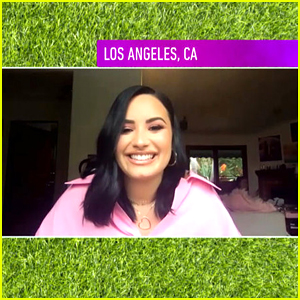 Demi Lovato Talks Depression & Black Lives Matter With Her Idol Kelly Clarkson