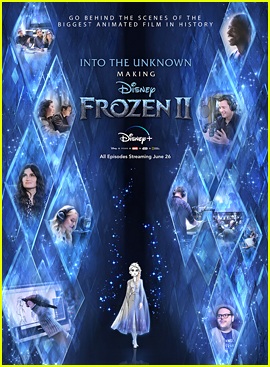 'Into The Unknown: Making of Frozen 2' Gets Series Trailer - Watch Now!