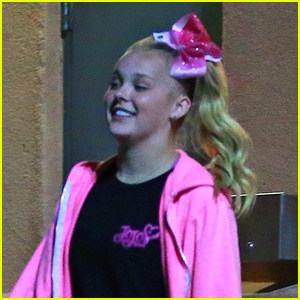 JoJo Siwa Is Super Excited To See Her BFF Again!
