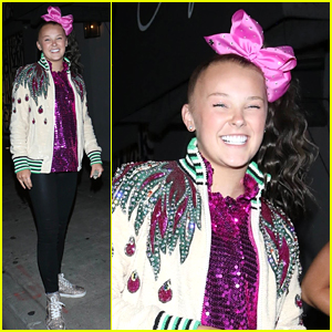 JoJo Siwa Changes Up Her Hair Color Once Again!