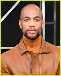 Kendrick Sampson Shows His Rubber Bullet Wounds From Weekend Protests