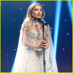 Sabrina Carpenter Sings the 'Perfect Song' For Quibi Series 'Royalties'
