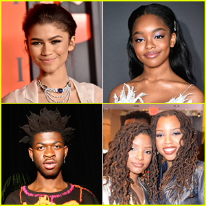Zendaya, Lil Nas X, Marsai Martin & More Nominated For BET Awards 2020!