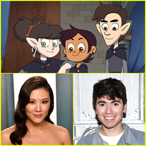 Ally Maki & Noah Galvin To Guest Star on 'The Owl House' - Watch an Exclusive Sneak Peek!