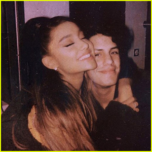Ariana Grande Reacts to BFF Matt Bennett's 'Thank U, Next' Cover Album