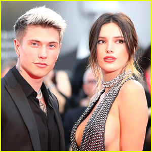 Bella Thorne & Boyfriend Benjamin Mascolo Reunite After Almost 5 Months Apart!