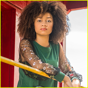 Get To Know 'Upside-Down Magic' Star Izabela Rose! (Exclusive)