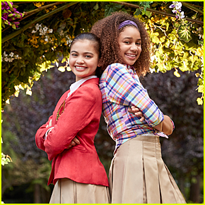 Meet 'Upside-Down Magic' Stars Izabela Rose & Siena Agudong In This New Video!