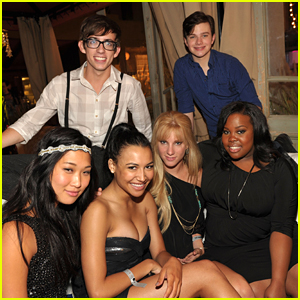 'Glee' Stars Pay Tribute To Naya Rivera