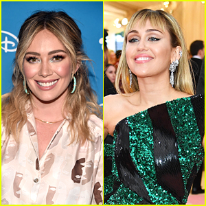 Hilary Duff Dishes On Possibility of 'Lizzie McGuire' & 'Hannah Montana' Crossover!