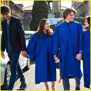 Joey King & Jacob Elordi Dish On That Surprising 'The Kissing Booth 2' Ending (Spoilers)