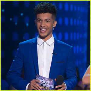 Jordan Fisher Shares His Thoughts On Tyra Banks as New 'DWTS' Host