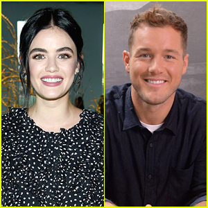 Lucy Hale Reportedly Dating The Bachelor's Colton Underwood!