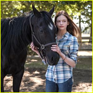 Mackenzie Foy Starring In New 'Black Beauty' Movie For Disney+