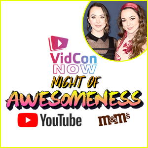 Merrell Twins To Host VidCon Now's 'Night of Awesomeness' (Exclusive!)