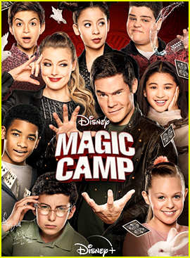Adam Devine & Gillian Jacobs Head To 'Magic Camp' In New Disney+ Movie
