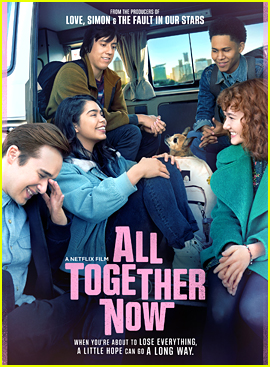 Auli'i Cravalho Stars In 'All Together Now' Trailer