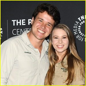 Bindi Irwin & Chandler Powell Expecting First Child Together!