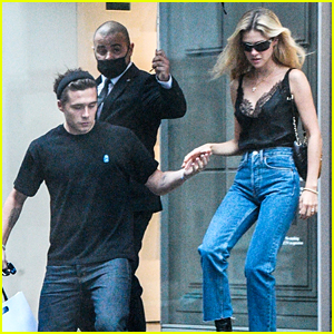 Brooklyn Beckham Steps Out with Nicola Peltz Amid Rumors They Might Be Married Already